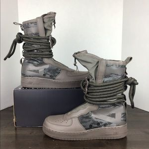 Nike SF AF1 Hi Ridgerock Special Field Air Force 1